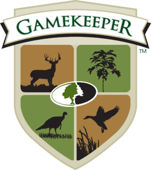 Mossy Oak Gamekeepers logo