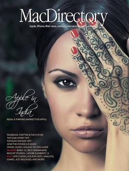 MacDirectory Magazine! logo