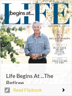 Life Begins At ...The Retiree