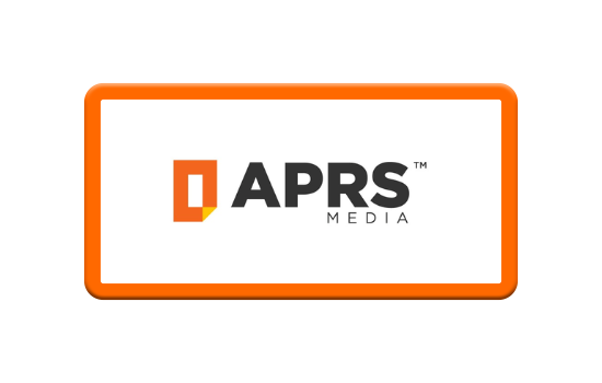 APRS Media Publications logo