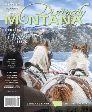 Distinctly Montana Winter 2015