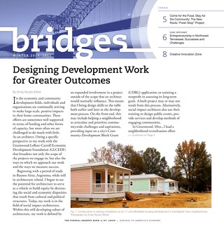 Bridges Winter 2014-2015