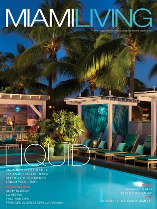 Ocean Key Resort & Spa: LIQUID Pool