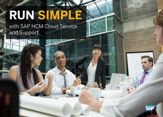 Run Simple with SAP HCM Cloud