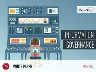 Information Governance: April 2015