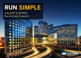 Run Simple with SAP S/4HANA