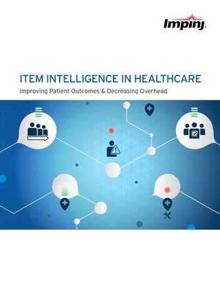 Item Intelligence in Healthcare