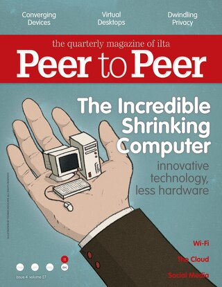 The Incredible Shrinking Computer: Innovative Technology, Less Hardware (Winter 2011)