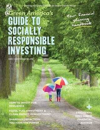 2015 Guide to Socially Responsible Investing