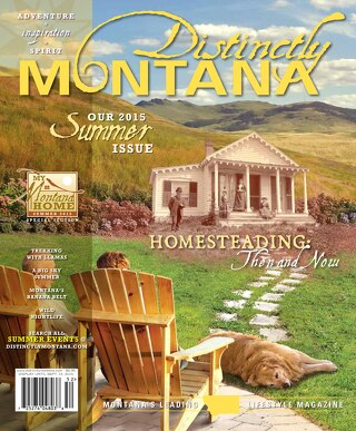 Distinctly Montana Summer 2015
