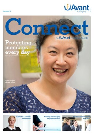 Issue no. 4 - Protecting members every day