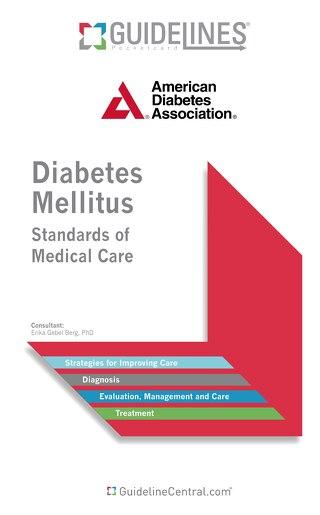 ADA Standards Diabetes 2015