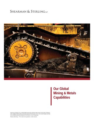 Mining and Metals Brochure