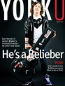 Cover of YorkU magazine's February 2012 issue