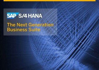 SAP S/4HANA The Next Generation Business Suite