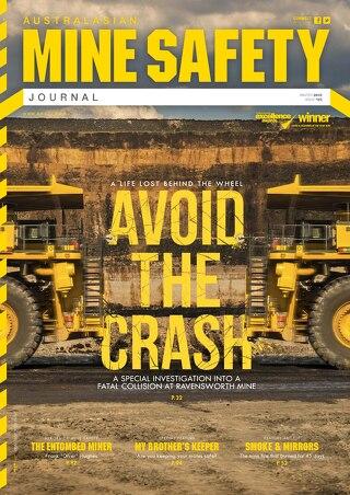 Australasian Mine Safety Journal Issue 25 Winter 2015