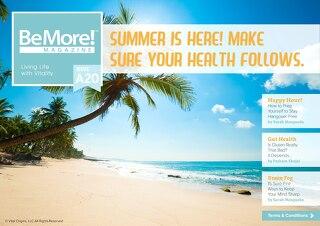 BeMore! Magazine July 2015