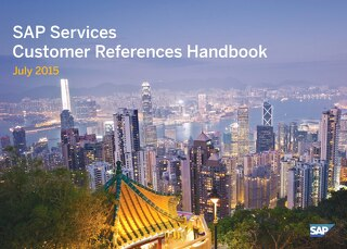 SAP Services Customer References Handbook