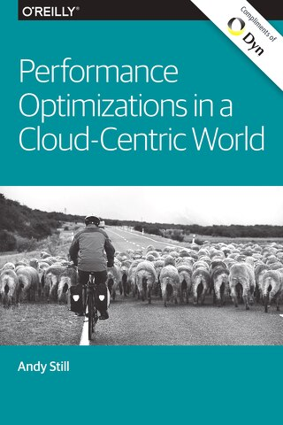 O'Reilly Report: Performance Optimizations in a Cloud-Centric World