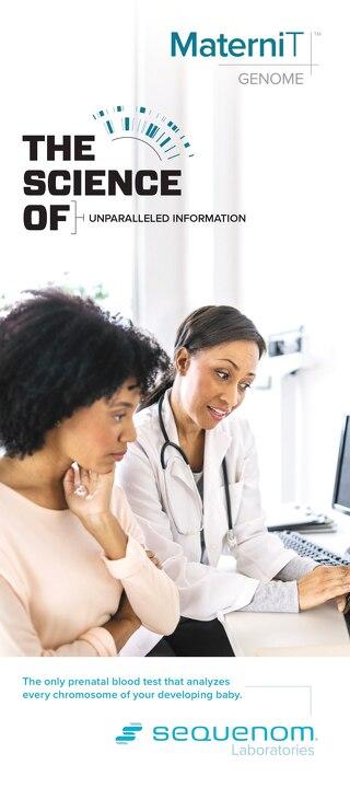 MaterniT GENOME Patient Brochure Aug 2015