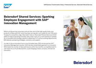 Sparking Employee Engagement with SAP Innovation Management and Tripling the Number of Idea Submissions