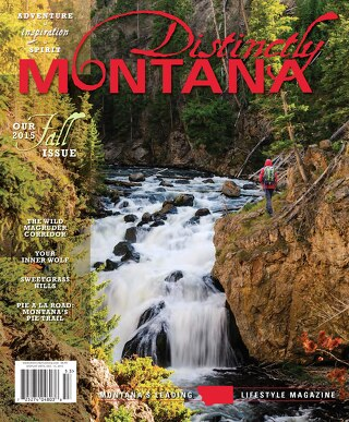 Distinctly Montana Fall 2015