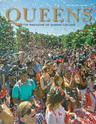 Queens Magazine Fall 2015