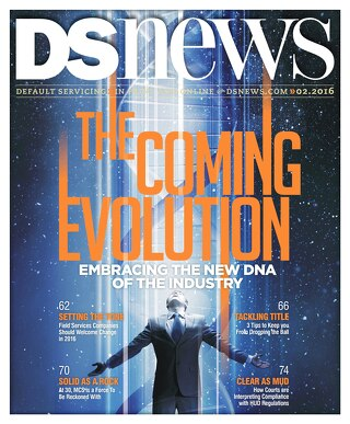 February 2016 - The Coming Evolution