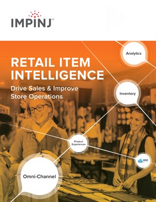 Retail Item Intelligence: Drive Sales and Improve Store Operations