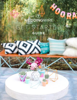 WeddingWire Get Started Guide 2016