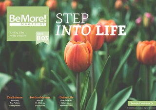BeMore! Magazine March 2016