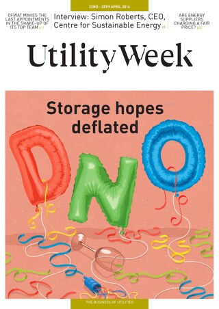 UTILITY Week 22nd April 2016