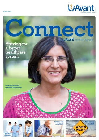 Avant Connect Magazine Issue 6 - Striving for a better healthcare system