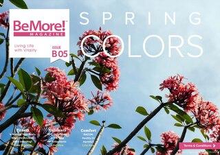 BeMore! Magazine May 2016