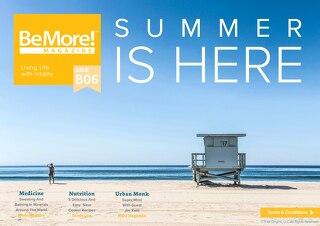 BeMore Magazine June 2016
