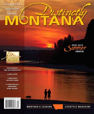 Distinctly Montana Summer 2016