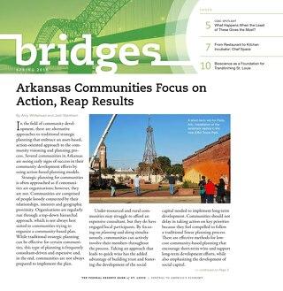 Bridges Spring 2016