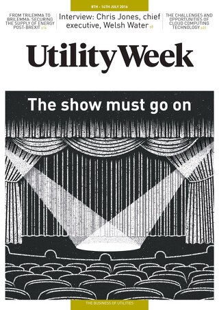 Utility Week 8 July issue