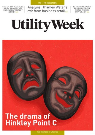 UtilityWeek 5th August 2016
