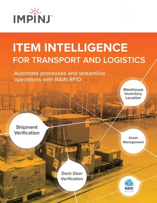 Item Intelligence for Transport & Logistics