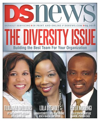 September 2016 - The Diversity Issue