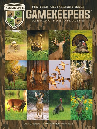Gamekeepers 10 Year Anniversary Issue