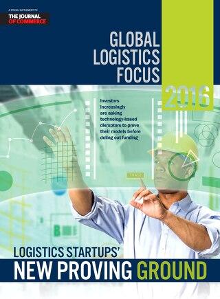 Global Logistics Focus Sept.19, 2016