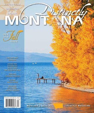 Distinctly Montana Fall 2016