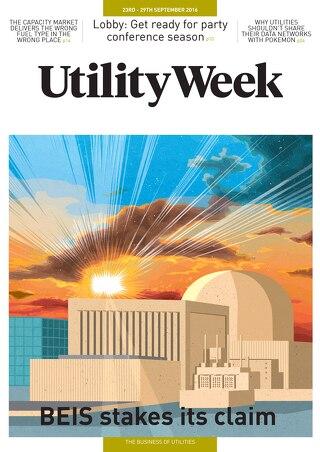 Utility Week 23rd September2016