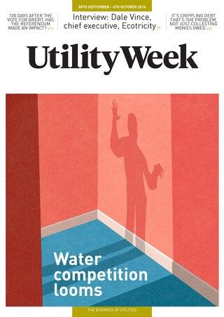 Utility Week 30th September 2016