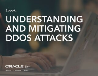 eBook: Understanding and Mitigating DDoS Attacks