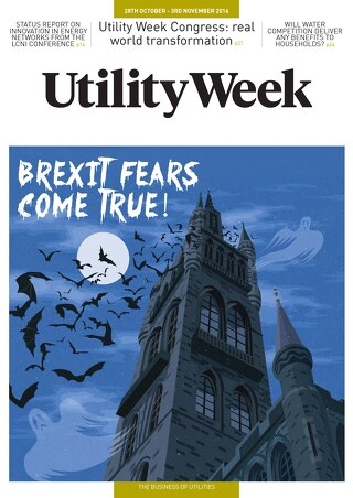 UTILITY Week 28th October 2016