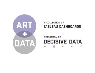 ART+DATA by Decisive Data