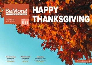 BeMore! Magazine November 2016